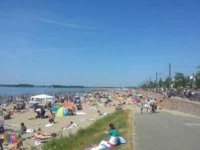 Strande nudist FKK Strand